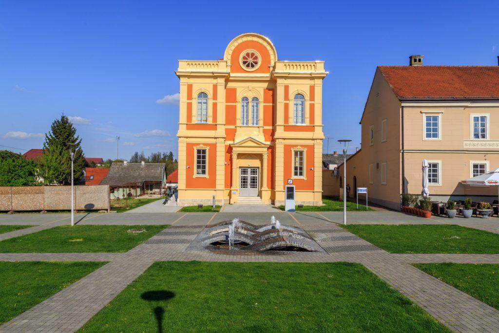 Bivša Sinagoga / Turistička zajednica grada Križevaca