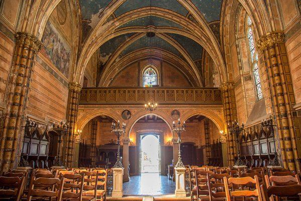 Grkokatolička katedrala Presvete Trojice i biskupska rezidencija Križevci