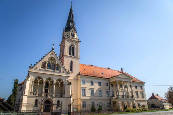 Križevačka grkokatolička katedrala