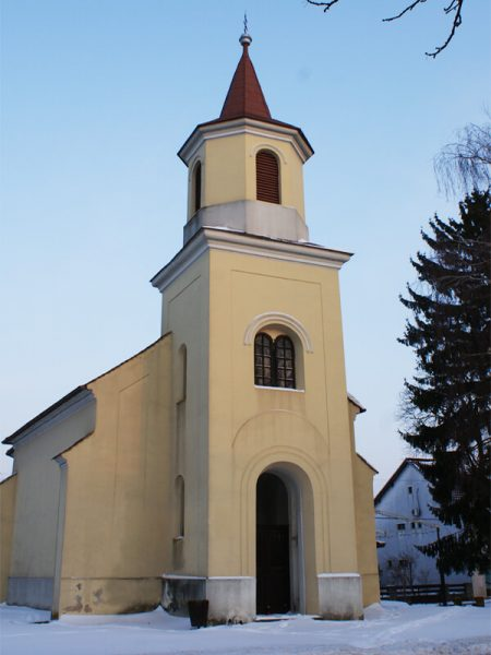 Kapela Sv. Marka Križevčanina
