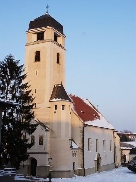 Crkva Sv. Križa – Konkatedrala Bjelovarsko-križevačke biskupije